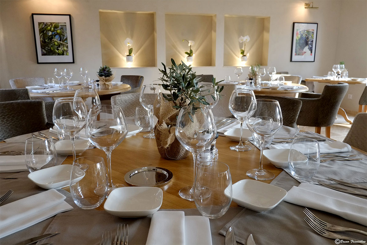 Restaurant Villa Montesquieu A Laudun